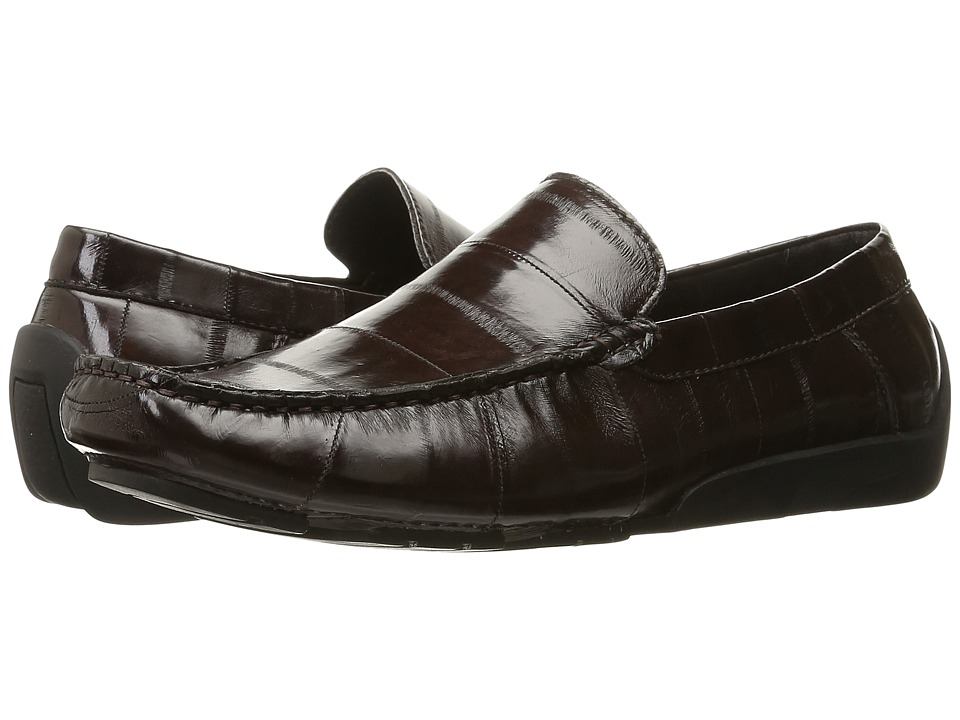 Kenneth Cole New York - Sunday Fun-Day (Brown) Men's Slip on Shoes
