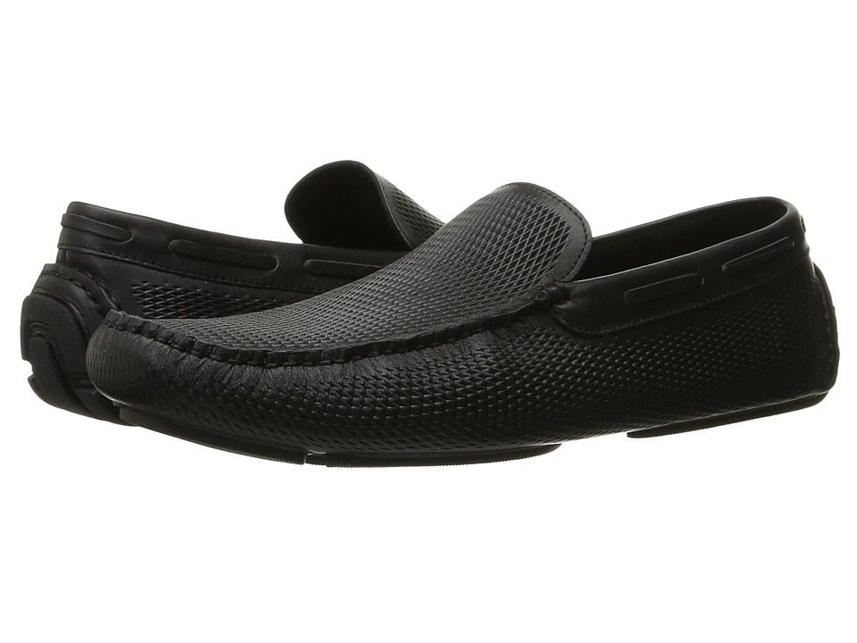 Kenneth Cole New York - Slide-Show (Black) Men's Slip on Shoes