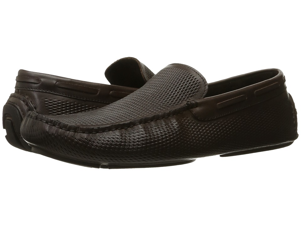 Kenneth Cole New York - Slide-Show (Brown) Men's Slip on Shoes