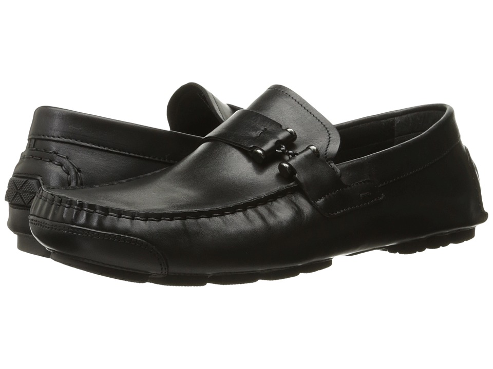 Kenneth Cole New York - Pik N Choose (Black) Men's Slip on Shoes