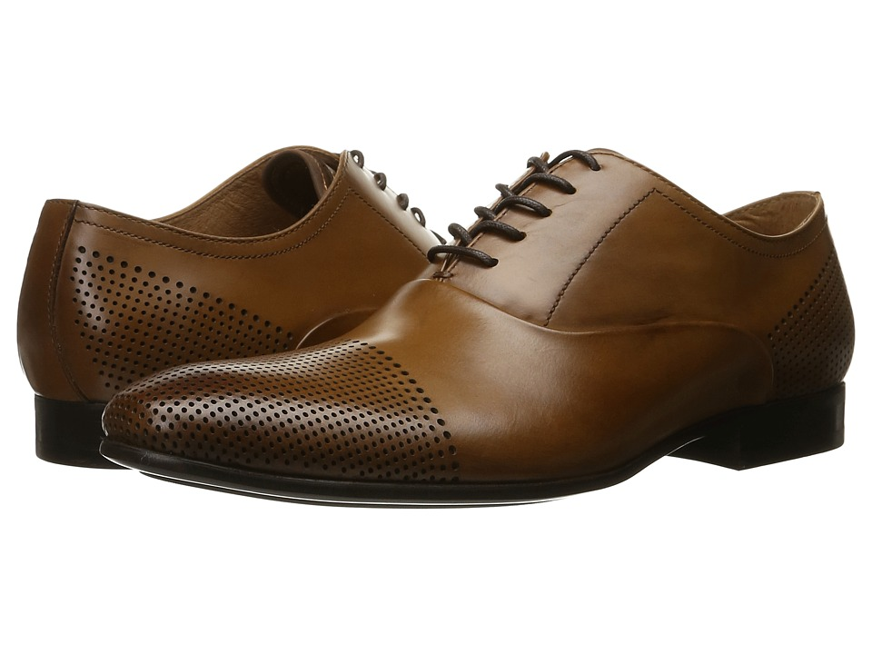 Kenneth Cole New York - Mix-ED Drink (Cognac) Men's Lace up casual Shoes