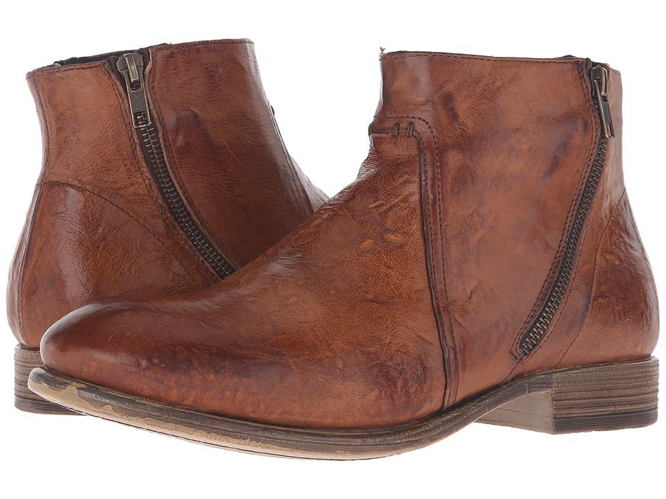 Kenneth Cole New York - Hay-Wire (Cognac) Men's Zip Boots