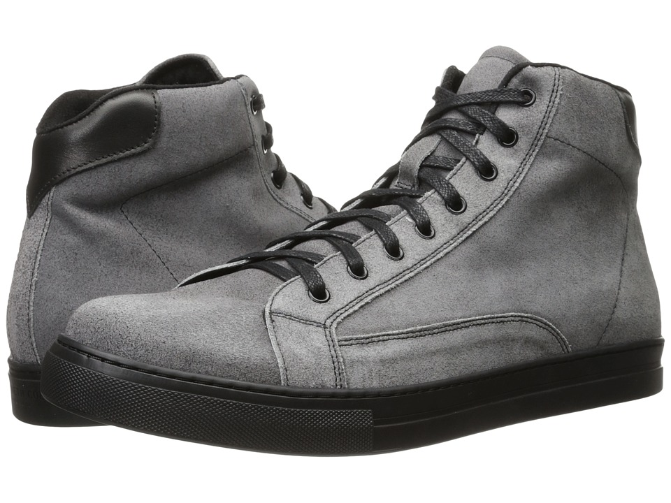 Kenneth Cole New York - Double The Fun II (Grey) Men's Lace up casual Shoes