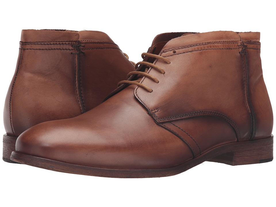Kenneth Cole New York - Foot-Age (Camel) Men's Lace-up Boots