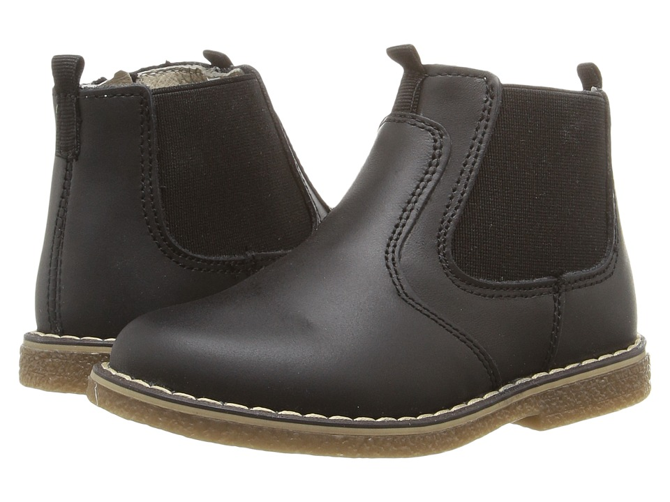 Kid Express - Diego (Toddler/Little Kid) (Black Combo) Boys Shoes