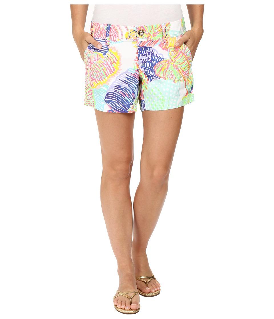 Lilly Pulitzer - Callahan Shorts (Multi Roar of the Sea) Women's Shorts