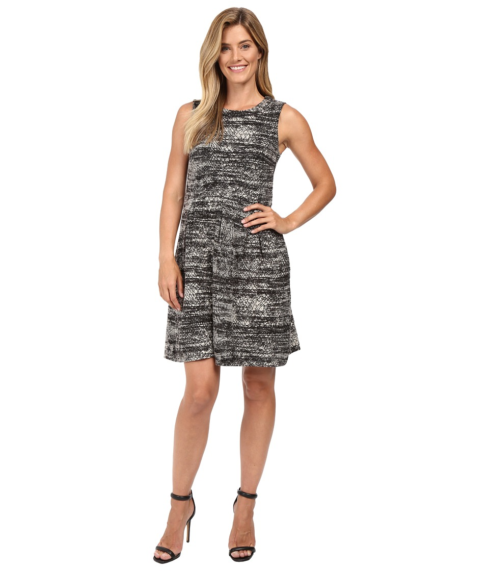B Collection by Bobeau Christine A-Line Dress (Python) Women