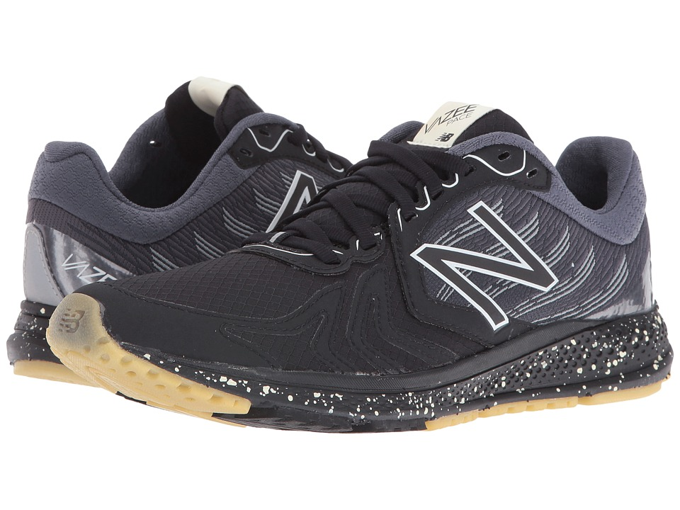New Balance - Vazee Pace Protect Pack (Black/Silver) Men's Shoes
