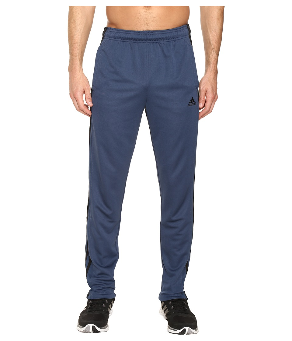 adidas - Essential 3S Tapered Pants (Mineral Blue) Men's Casual Pants