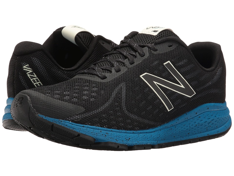 New Balance - Vazee Rush Protect Pack (Blue/Silver) Men's Shoes