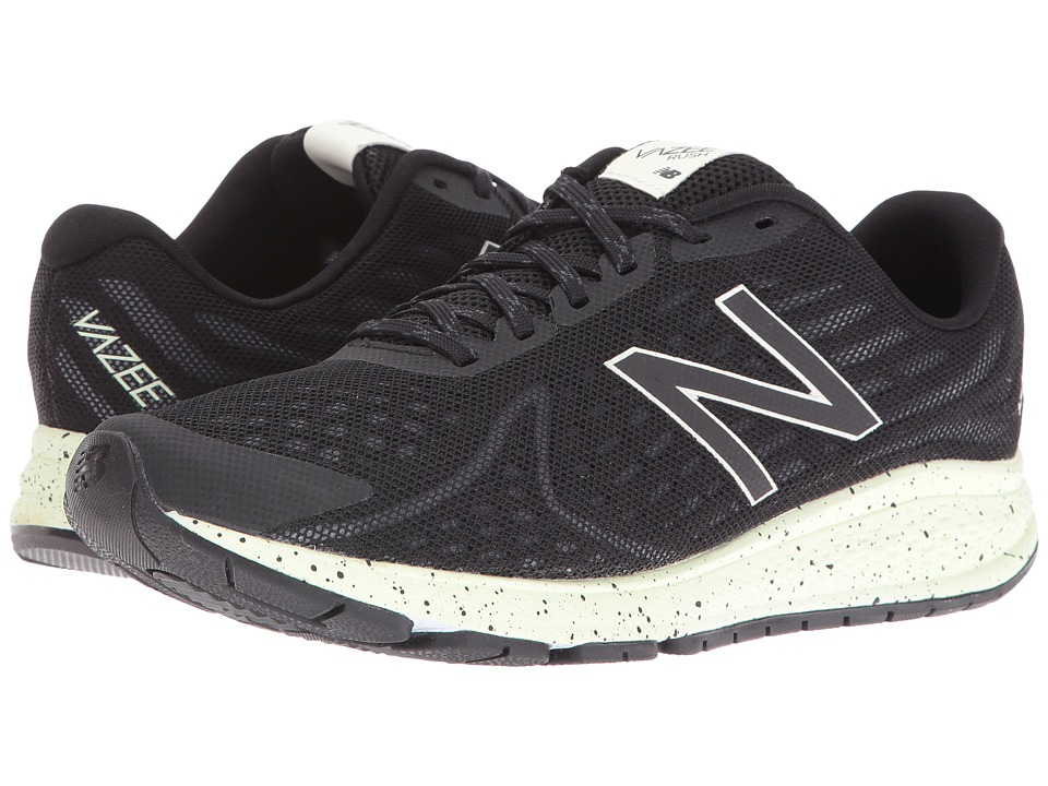 New Balance - Vazee Rush Protect Pack (Black/Silver) Men's Shoes