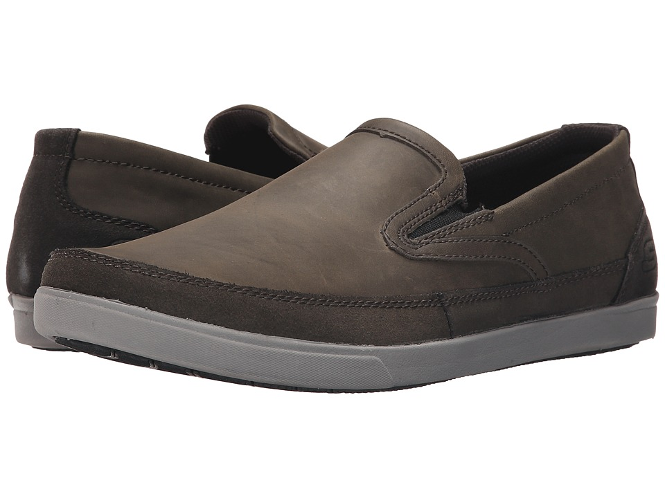 SKECHERS - Relaxed Fit Cardova - Osuno (Charcoal) Men
