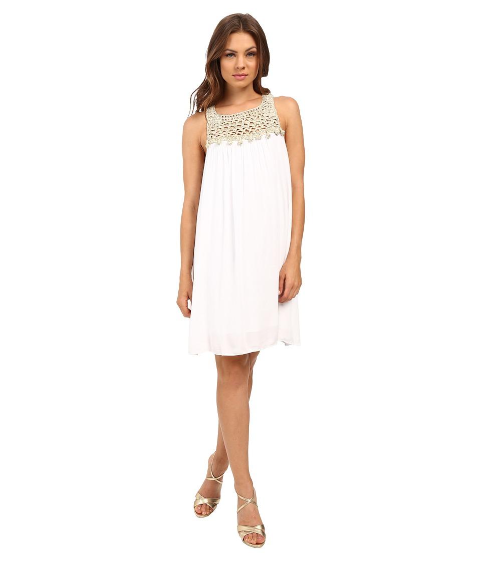 Lilly Pulitzer - Rachelle Dress (Resort White) Women's Dress