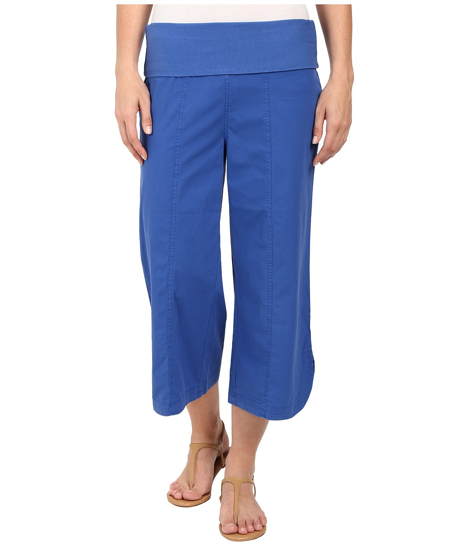 XCVI - Harrison Culottes (Honorable Blue) Women's Casual Pants
