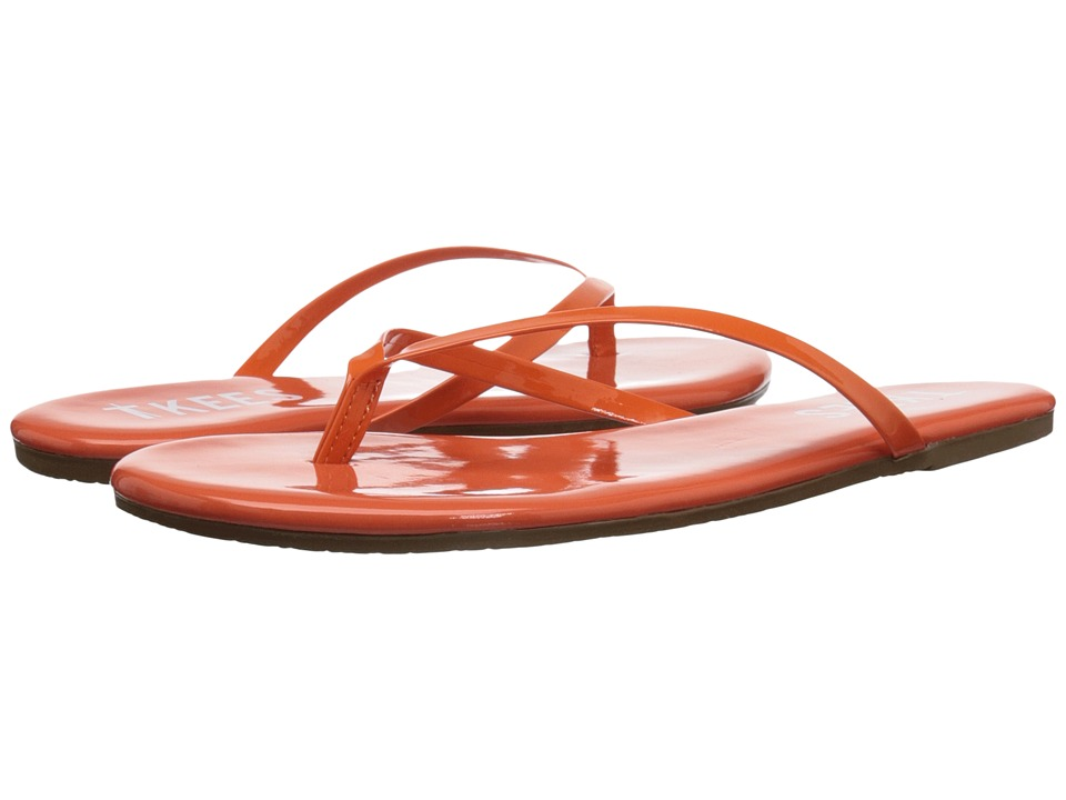TKEES - Glosses (Red Apple) Women's Sandals