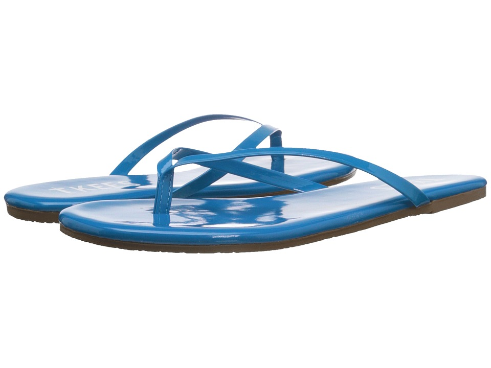 TKEES - Glosses (Blueberry) Women's Sandals