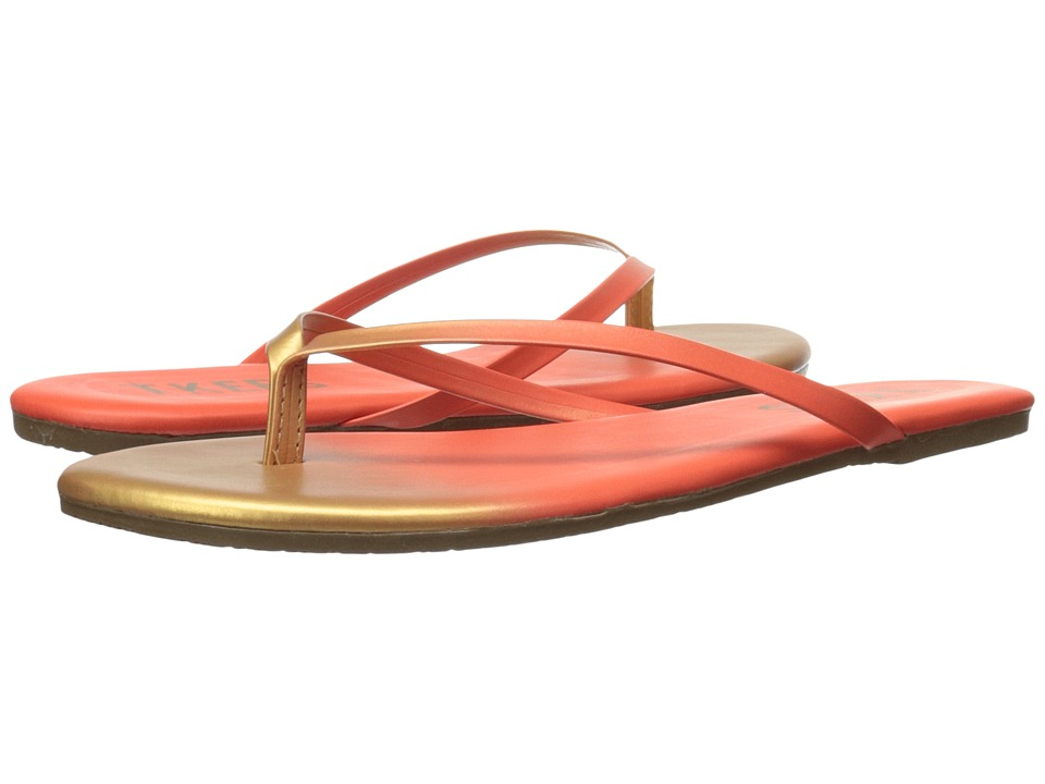 TKEES - Powders (Sunburn) Women's Sandals
