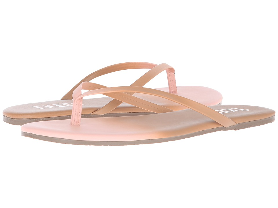 TKEES - Powders (Passion Pink) Women's Sandals