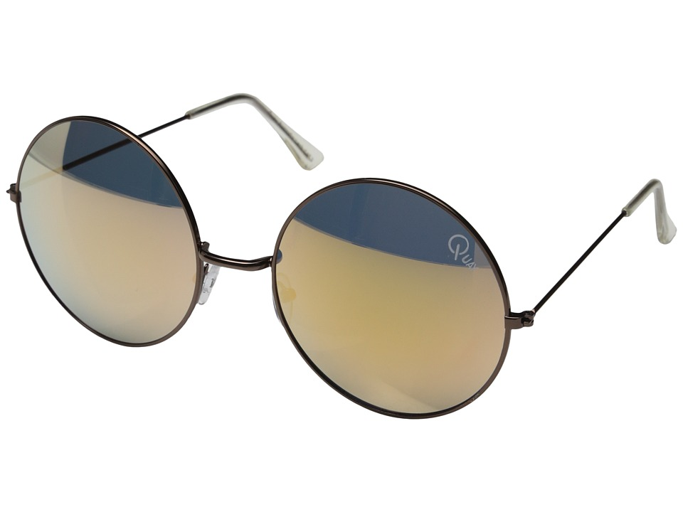 QUAY AUSTRALIA - Dynasty (Copper/Gold Mirror) Fashion Sunglasses