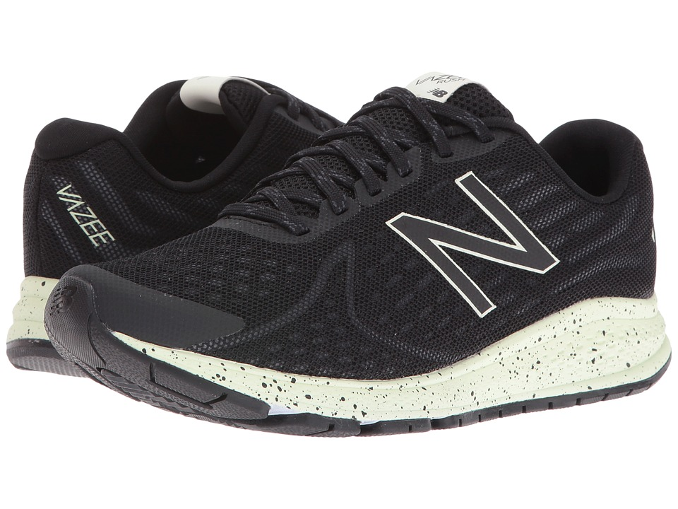 New Balance - Vazee Rush v2 Protect Pack (Black/Silver) Women's Shoes