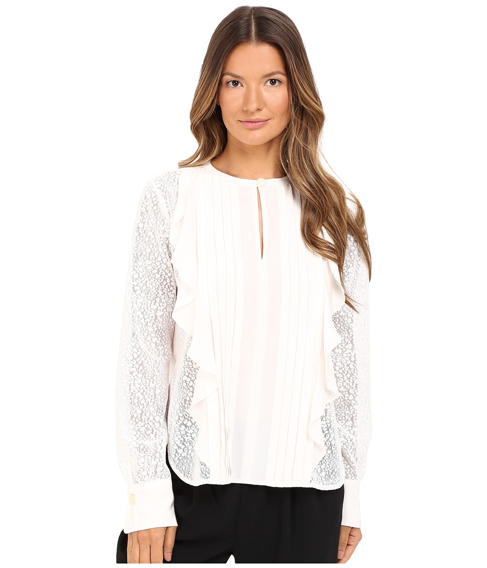 See by Chloe - S6AHT24 (Cloud White) Women's Blouse