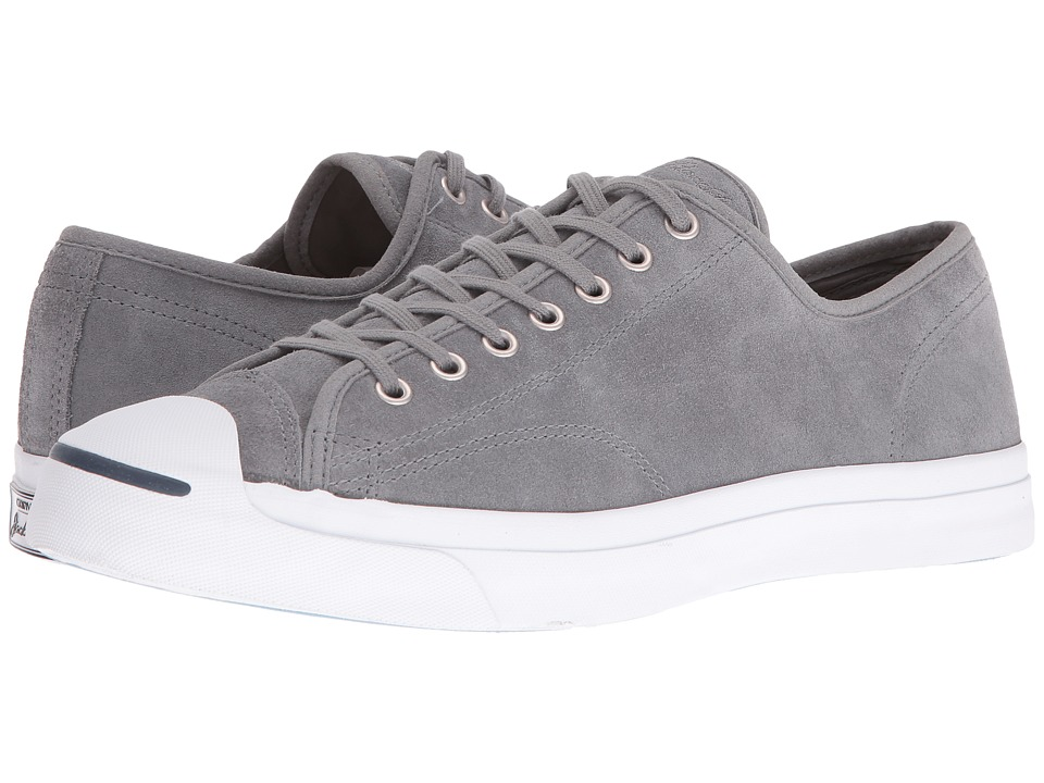 Converse - Jack Purcell LTT Ox - Washout Suede Pack (Mason Suede) Athletic Shoes