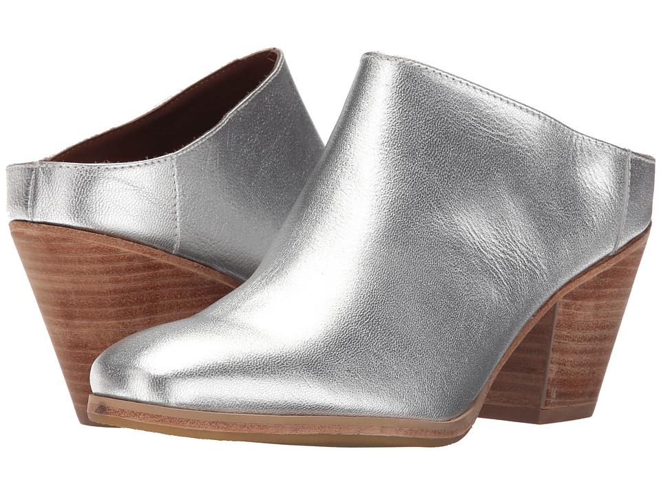 Rachel Comey - Mars Mule (Silver) Women's Clog Shoes