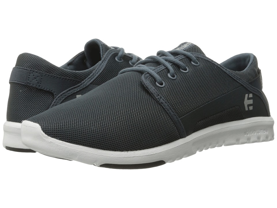 etnies - Scout (Slate) Men's Skate Shoes