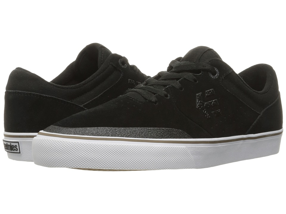 etnies Marana Vulc (Black/White/Gum) Men