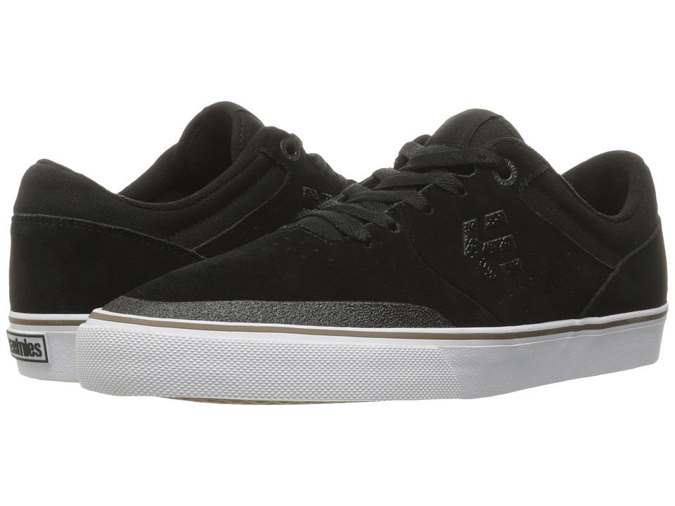etnies - Marana Vulc (Black/White/Gum) Men's Skate Shoes