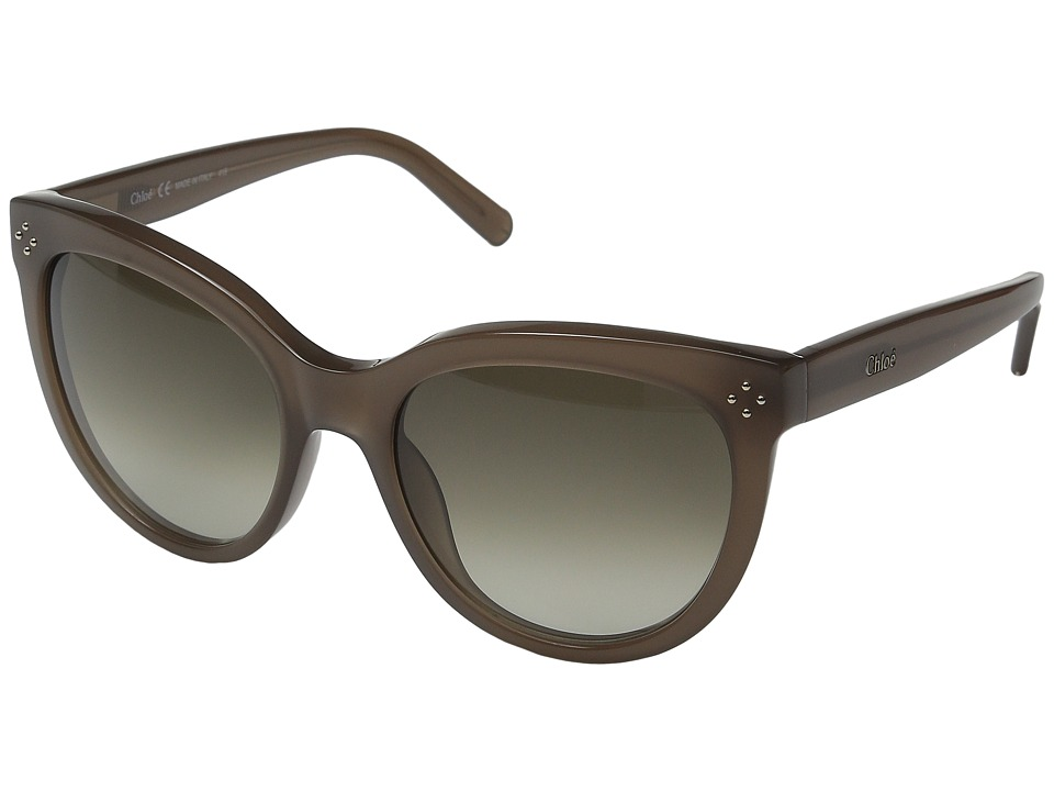 Chloe - CE705SL Boxwood (Turtledove/Dark Grey Gradient) Fashion Sunglasses