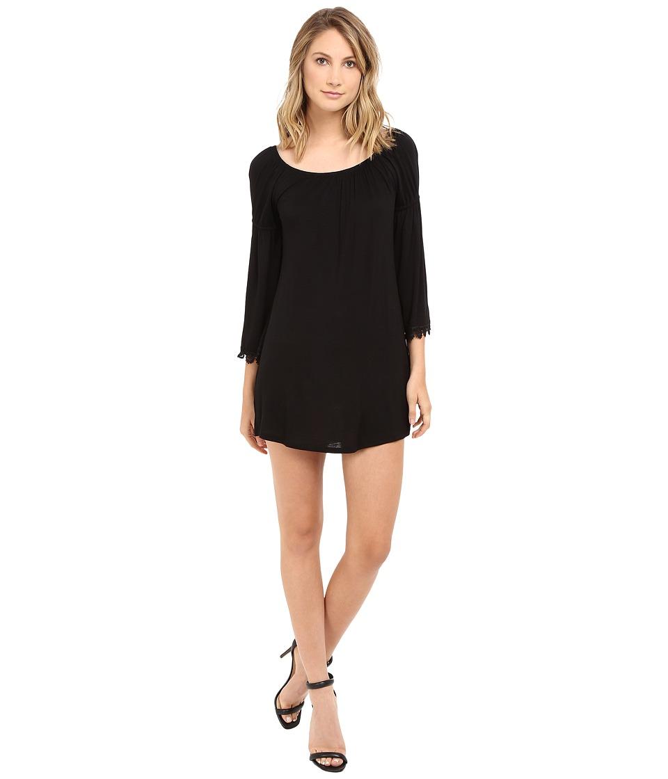 Brigitte Bailey - Devotion Dress (Black) Women's Dress