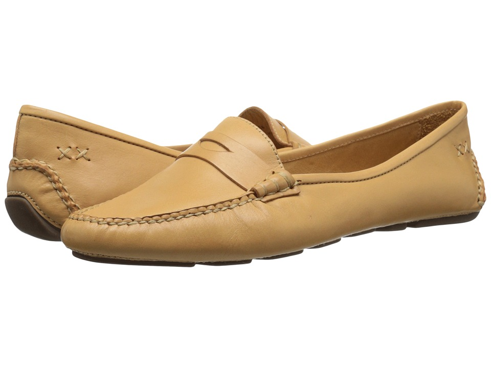 Patricia Green - Bristol (Tan) Women's Flat Shoes
