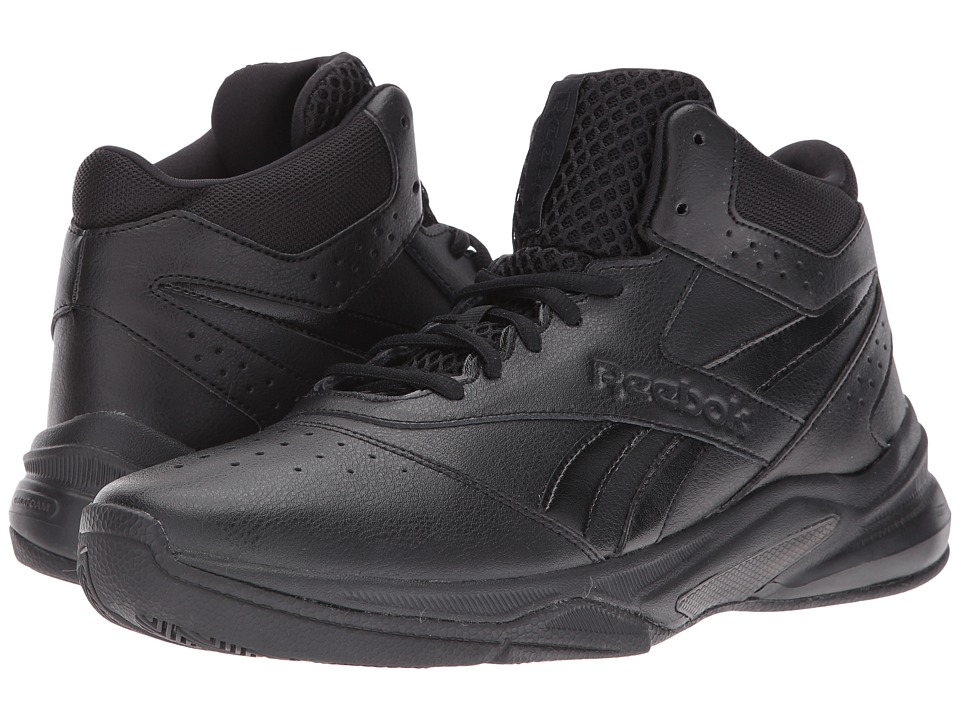Reebok - Pro Heritage 3 (Black/Black/Black) Men's Shoes