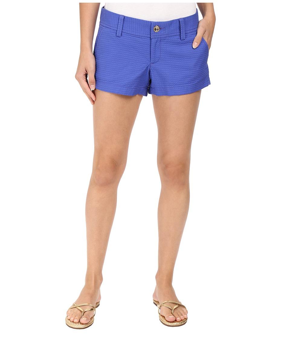 Lilly Pulitzer - Walsh Shorts (Iris Blue) Women's Shorts