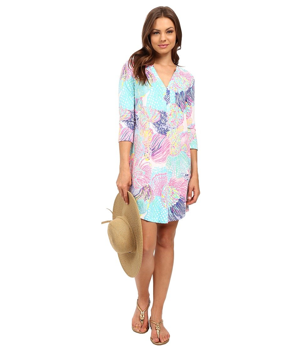 Lilly Pulitzer - Ali Dress (Multi Roar of the Sea) Women's Dress