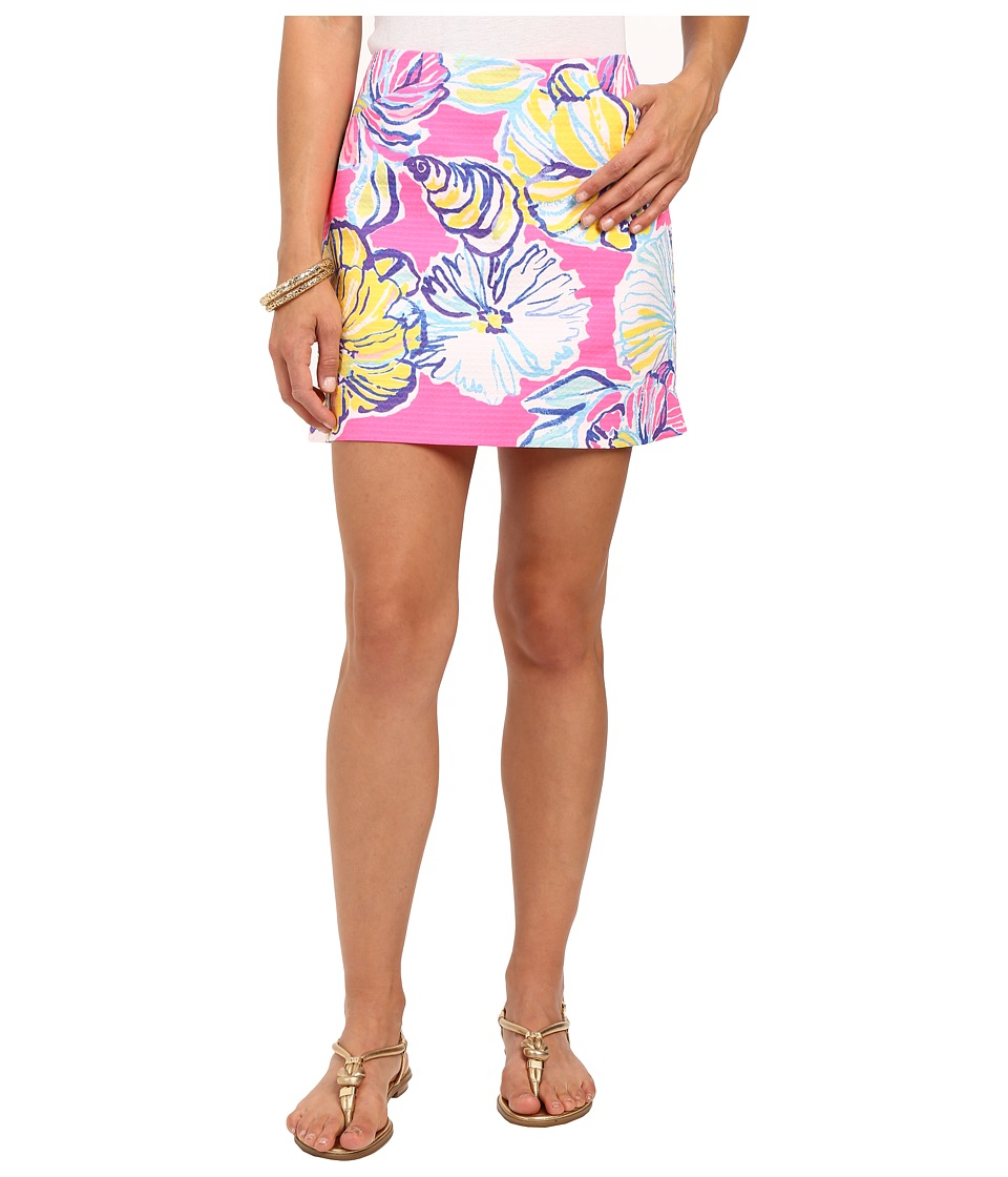 Lilly Pulitzer - Marigold Skort (Kir Royal Pink Swept by the Tides) Women's Skort