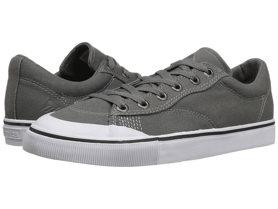 Emerica - Indicator Low (Grey/White) Men's Skate Shoes