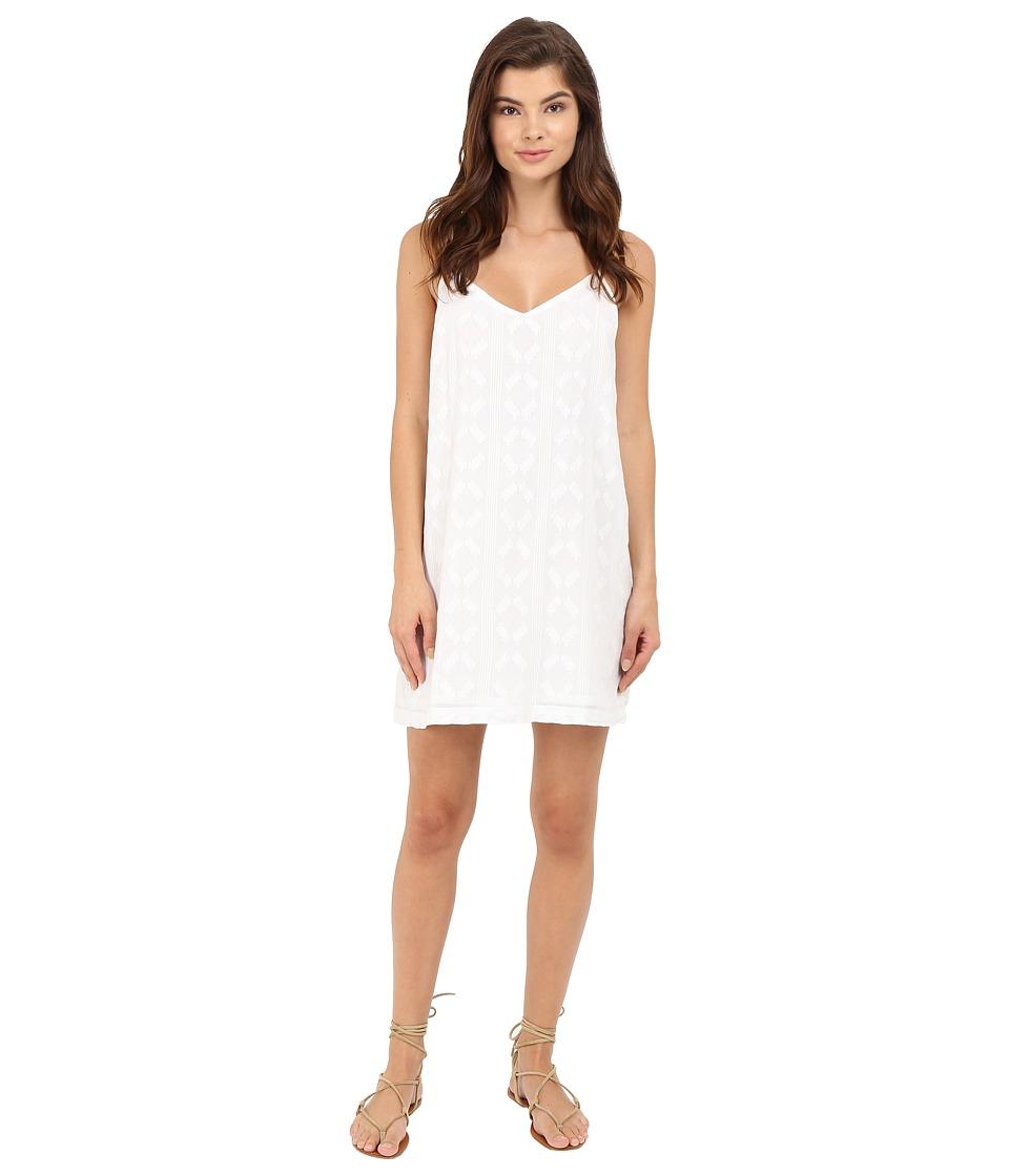 Obey Kellyn Dress (White) Women