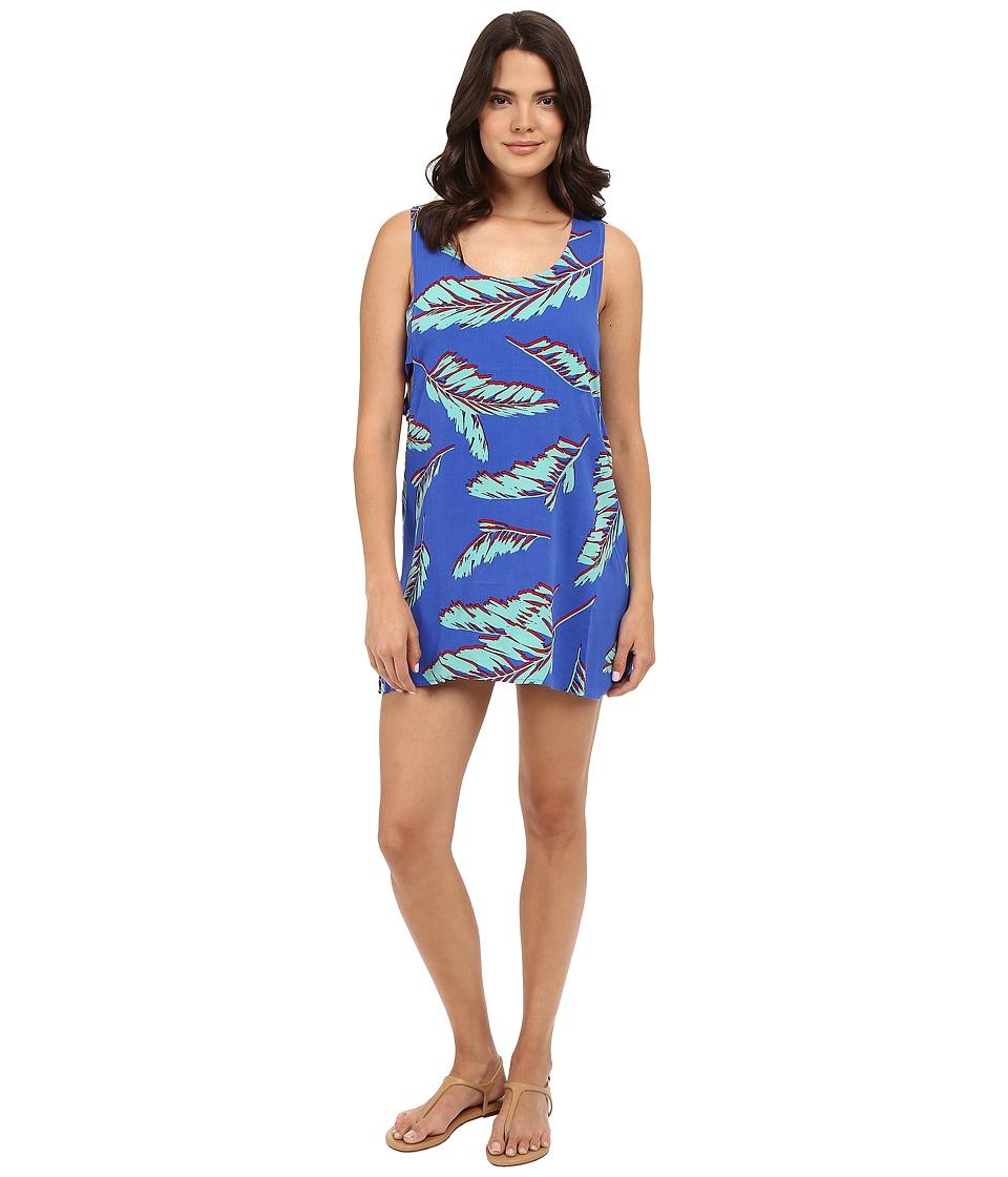 Obey - Fenix Dress (Blue Multi) Women's Dress