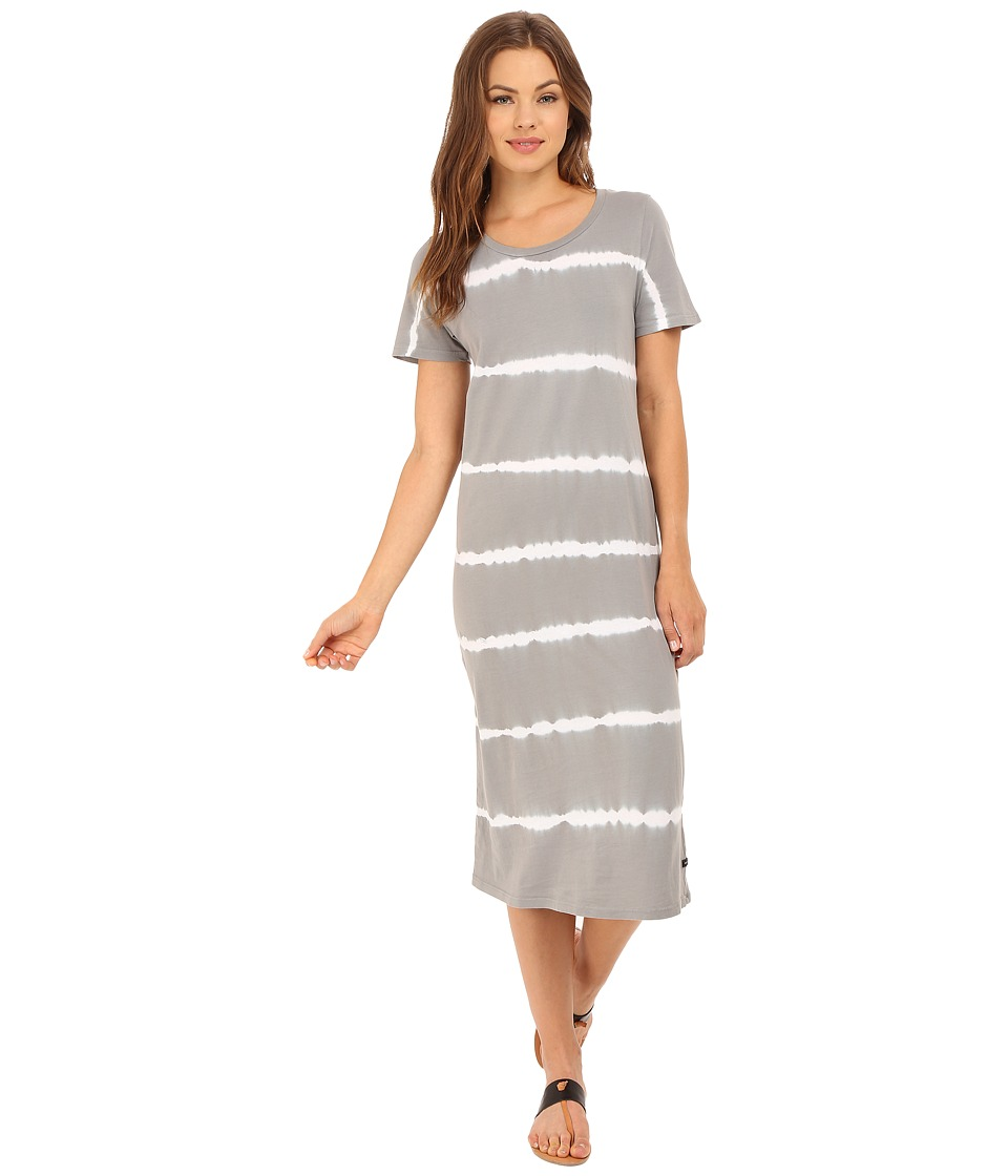 Obey - Ebba Midi Dress (Grey Multi) Women's Dress