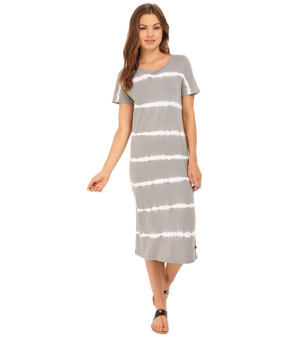 Obey - Ebba Midi Dress (Grey Multi) Women's Dress