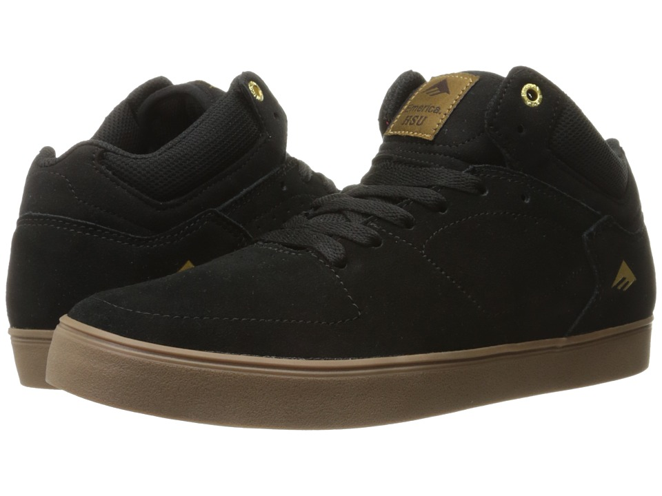 Emerica The HSU G6 (Black/Gum) Men