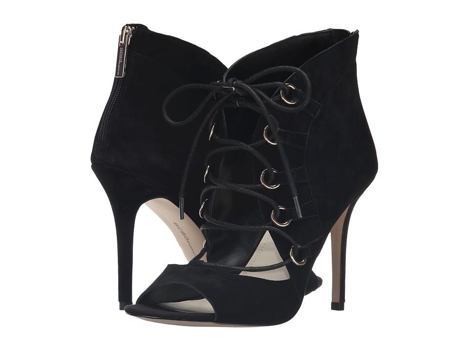 BCBGeneration - Deirdra (Black Lux Kid Suede) Women's Shoes