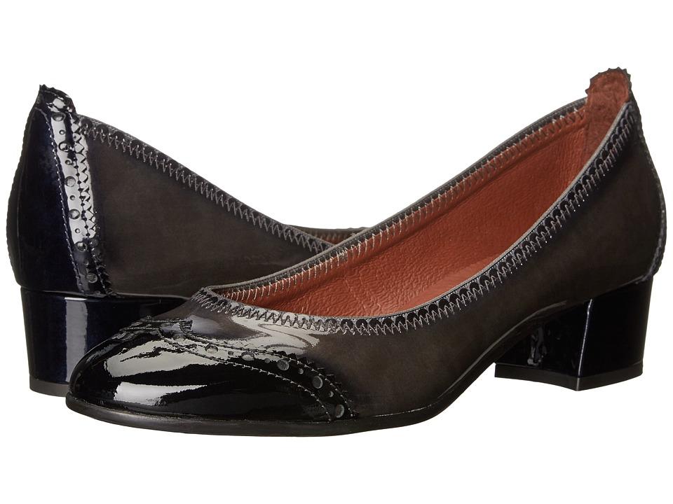 Hispanitas - Sybil (Taipei Black/Taipei Pirita/Taipei Blue) Women's Shoes
