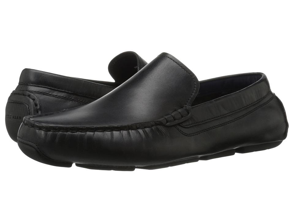Cole Haan - Kelson Venetian (Black) Men's Shoes