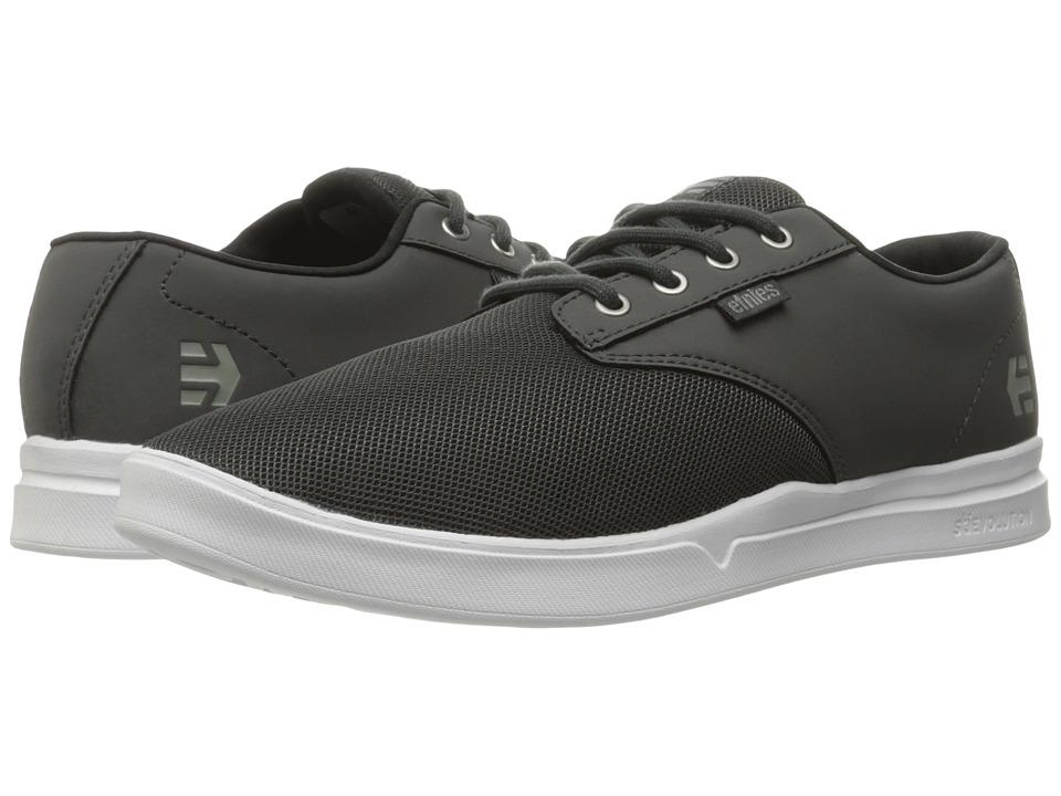 etnies - Jameson SC (Dark Grey/White) Men's Skate Shoes