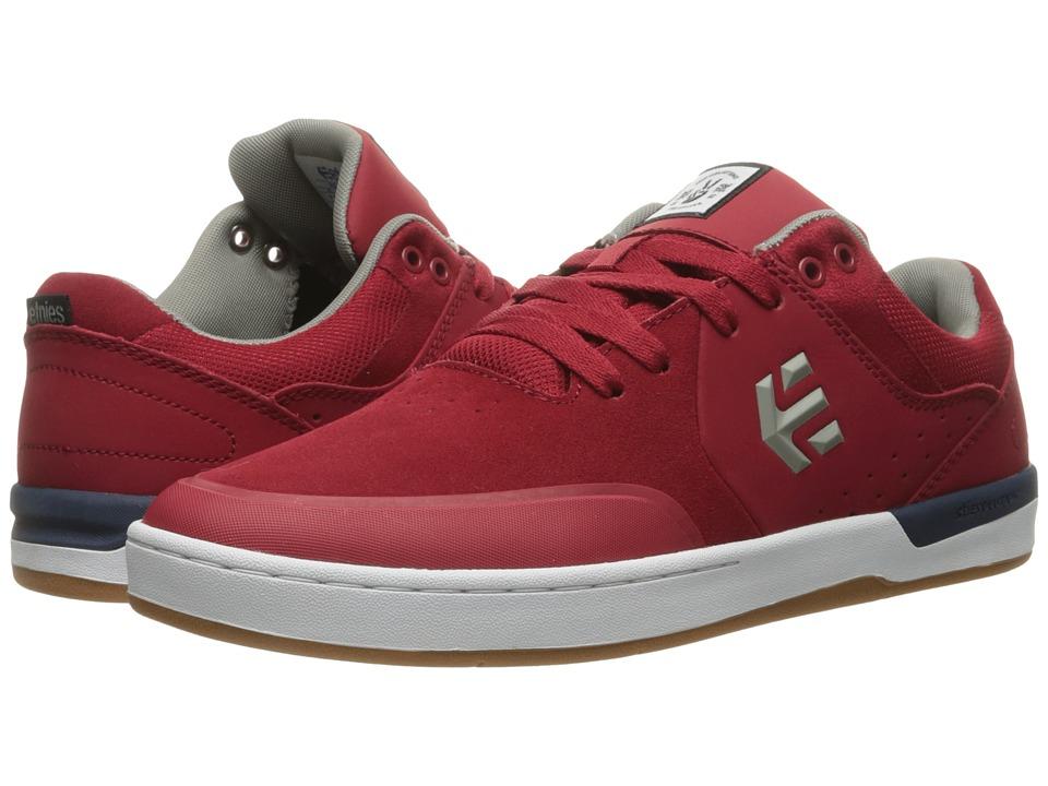 etnies - Marana XT (Red/White/Gum) Men's Skate Shoes