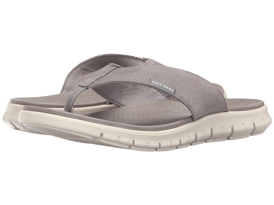 Cole Haan - Zerogrand Sandal (Ironstone) Men's Sandals