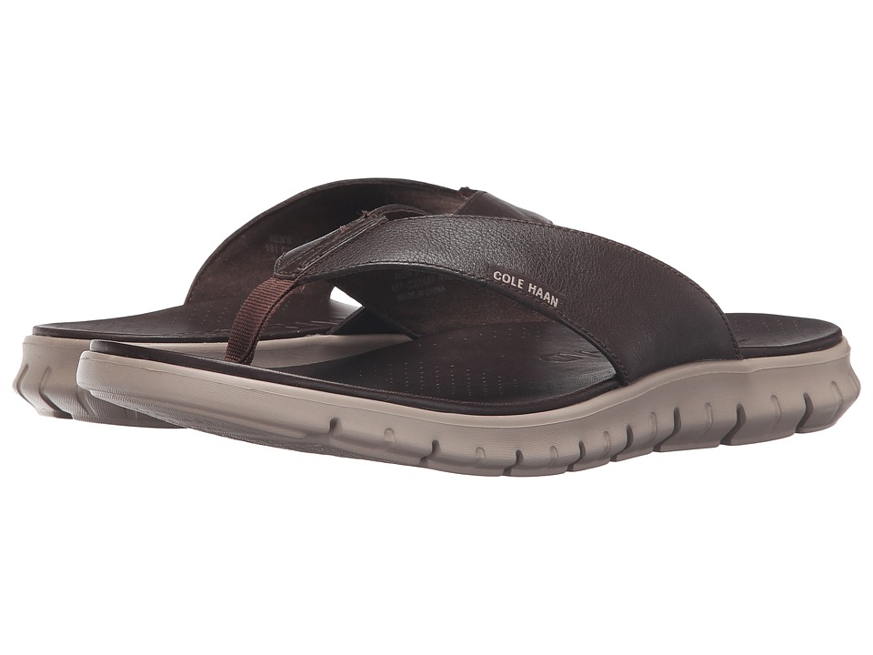 Cole Haan - Zerogrand Sandal (Java) Men's Sandals
